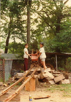 backyard roller coaster building roller coasters in 1984 8