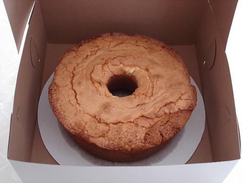 McNannygocious Pound Cake