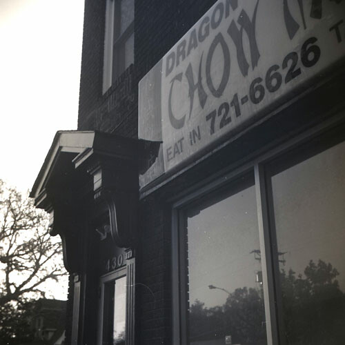 City Chow Cafe Employment Application