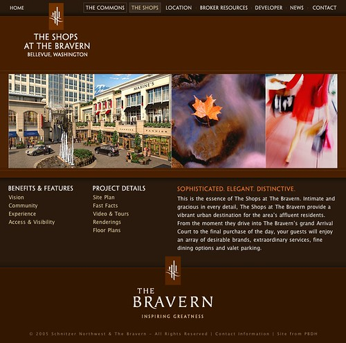 Inspiration: The Bravern