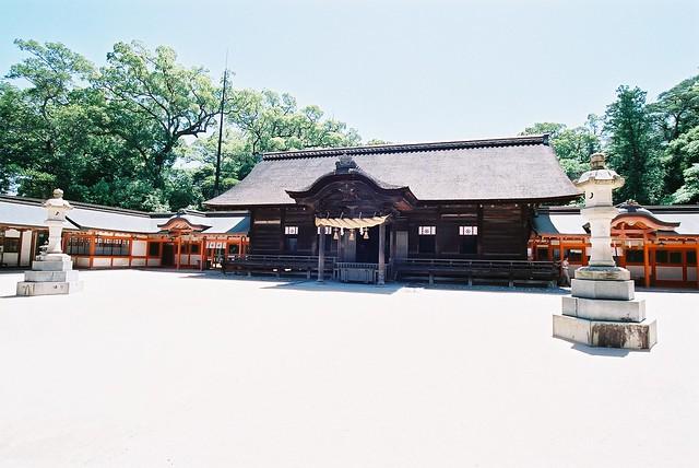 Ooyamazumi-Jinja