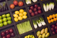 Fruit & Vegetable Box by Ali Karimian on Flickr Creative Commons