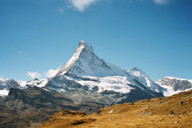 Matterhorn from the Hohbalmer