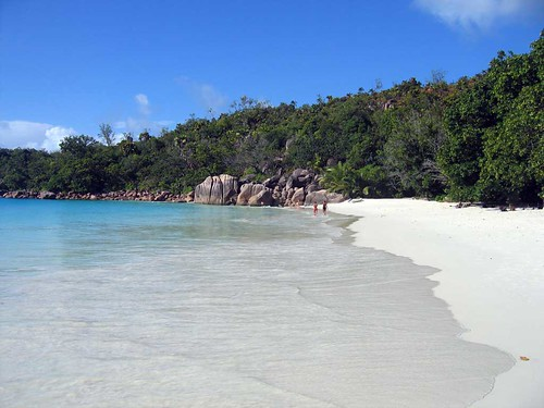 Seychelles - Praslin Anse Lazio