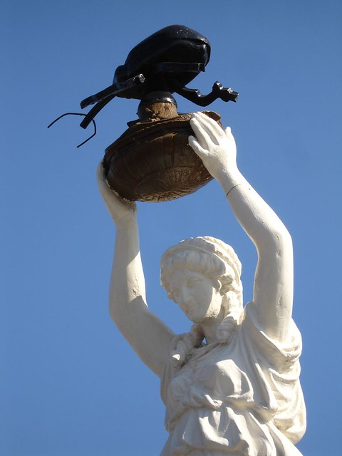Boll Weevil Monument, Enterprise AL