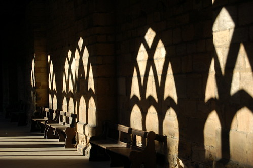 Cloisters, Durham Cathedral