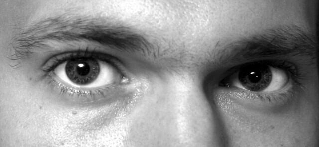 My Eyes II (B&W)