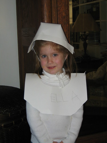 Our young pilgrim in 2005 by ellajohn