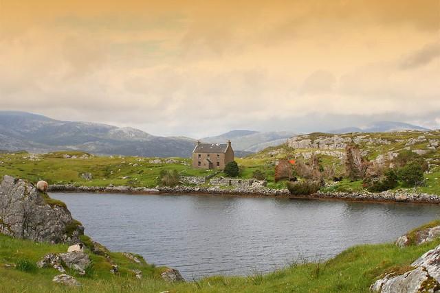 Hebridean house
