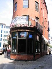 Bell in Hand Tavern, Boston, Massachusetts