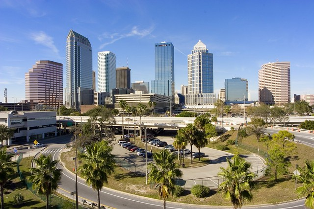 Downtown tampa flickr photo sharing for Best places to live in tampa fl