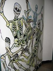 sketch(0.0), comics(0.0), art(1.0), skeleton(1.0), mural(1.0), drawing(1.0), illustration(1.0),