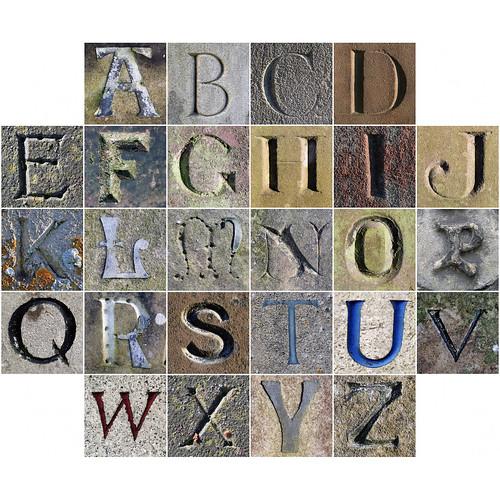 Alphabet 07