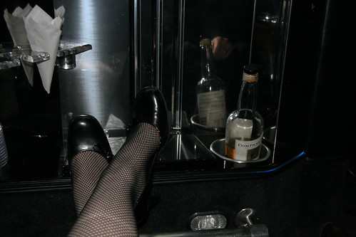 fishnets, heels, and hedonism