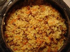 rice, spanish rice, biryani, food, pilaf, dish, kabsa, cuisine, jambalaya,