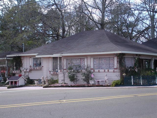Bette Mott's House, McComb MS