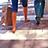 the pernas e pés group icon