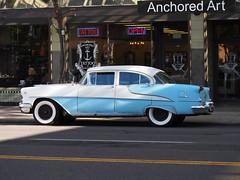 Car in Spokane