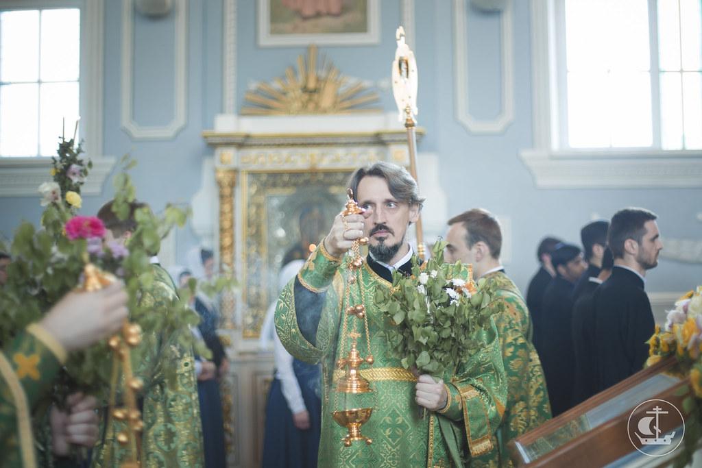 31 мая 2015, День Святой Троицы. Пятидесятница / 31 May 2015, Trinity Sunday. Pentecost