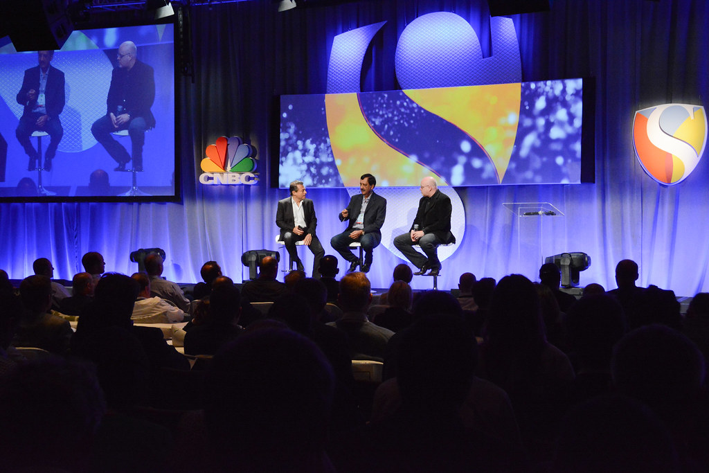 Why the World Needs Exponential Banking, Jay Sidhu, Chairman & CEO Customers Bancorp; Brett King, Founder, Moven; Peter Diamandis, MD, Cofounder & Executive ChairmanSingularity University...Exponential Finance 2015 hosted by Singularity University