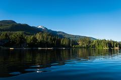 Alta Lake at sunrise