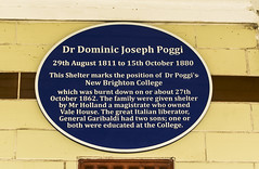 Photo of Blue plaque number 39891