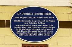 Photo of Blue plaque № 39891