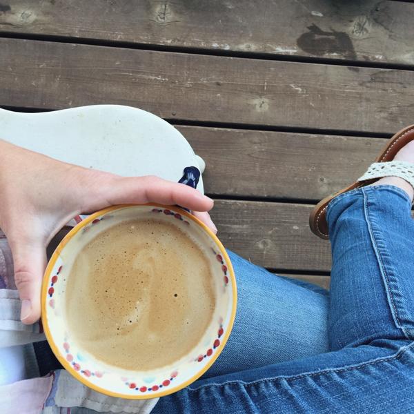 coffee at sara's