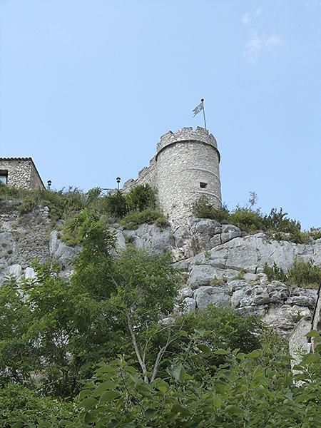 la tour du châtea