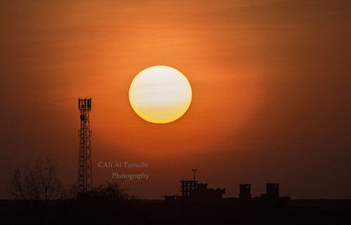sun silhouette canon zoom jeddah شمس saudiarabia خيال غروب جدة 70d ef100400mm جده عسفان