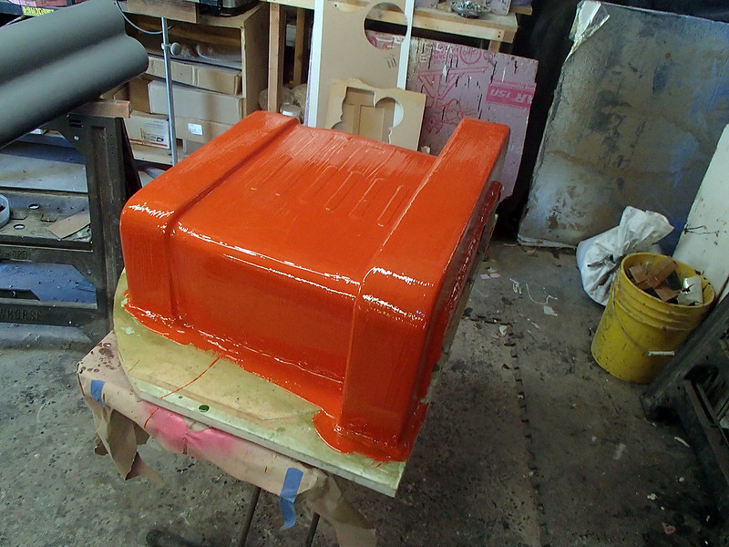 Gelcoat for Plug Mold