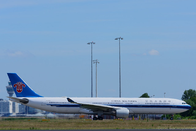 B-5917   China Southern Airlines   Airbus A330-323X