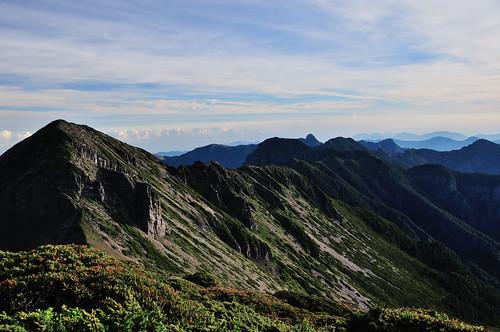 北稜角-聖稜線