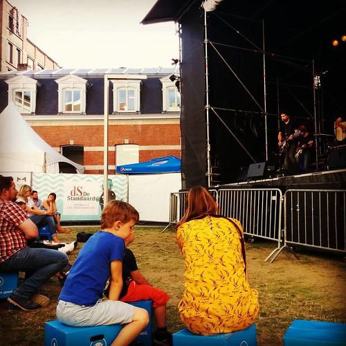 Waarschijnlijk het chillste festival van het land. #midzomerleuven