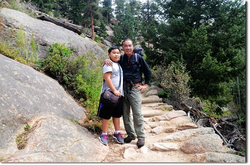 Lumpy Ridge Trail 1