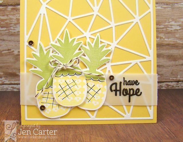 Jen Carter Pineapple Hope Closeup 1.1