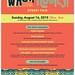 WAPHA Wash Ave Rocks Poster by IMPACCT Brooklyn