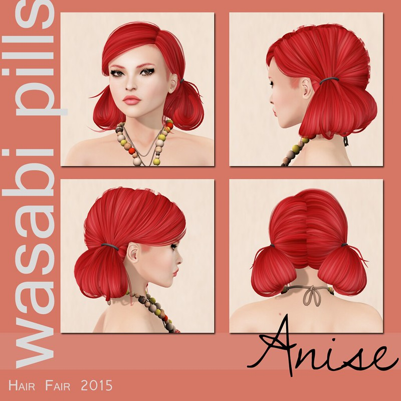 Wasabi Pills at Hair Fair 2015