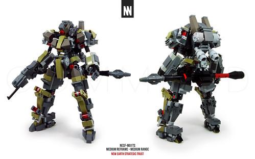 NESF-M01TS Command