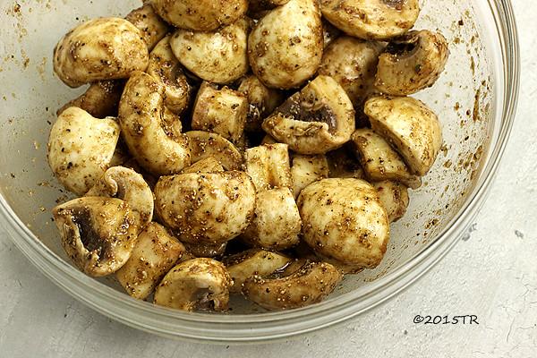鹽酥蘑菇-20150809