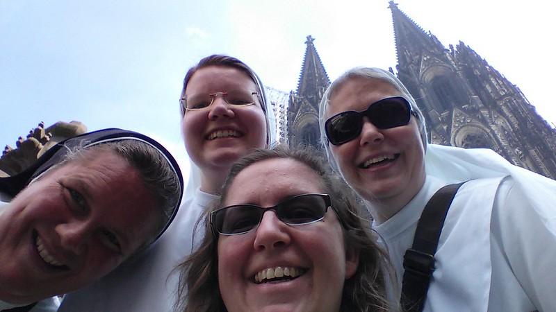 Noviziat in Köln