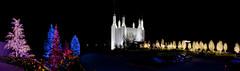 2016 National LDS Temple Christmas Lighting _55
