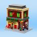 Winter Village: Corner Store by Carson Hart