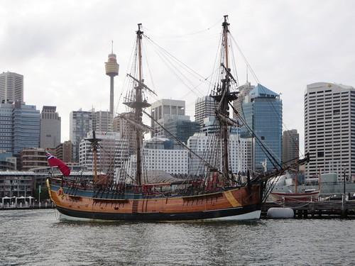 Ship Endeavour