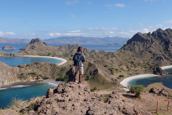 Pulau Padar - gambar 1