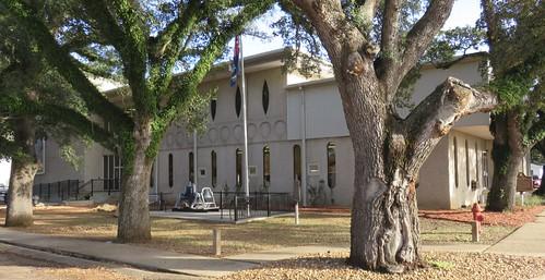 louisiana la courthouses parishcourthouses uscclagrant grantparish colfax northamerica unitedstates us
