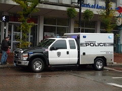 Cambridge PD Ford F-Series