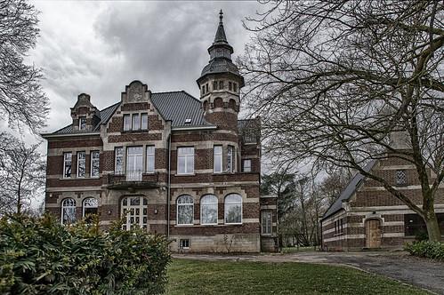 Glabbeek, villa notaris Mertens