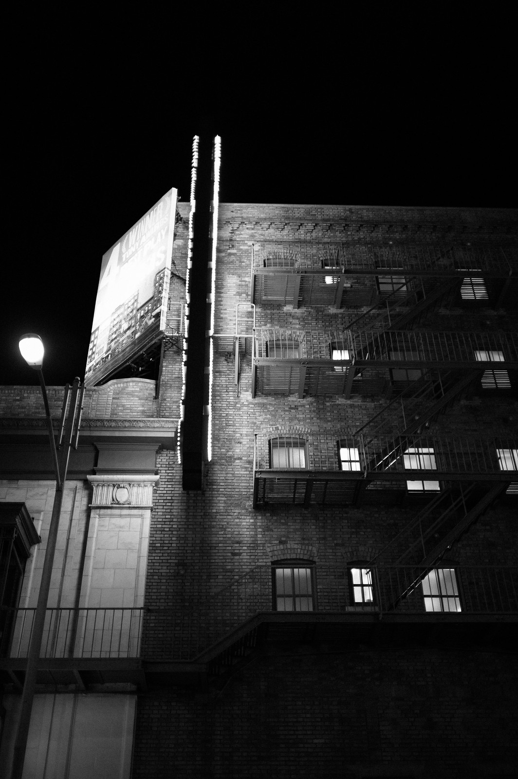 "Image titled ""Fire Escapes #16, NYC."""