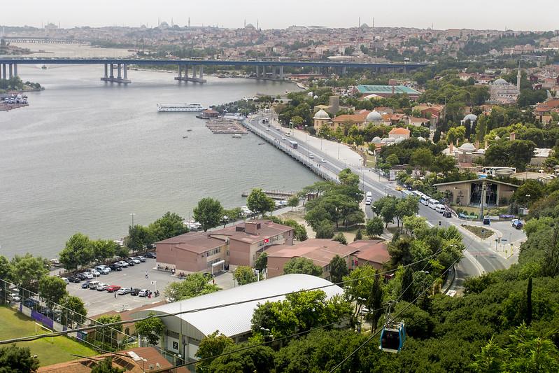 Pierre Loti landscape - Istanbul